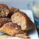 whole grain croissant