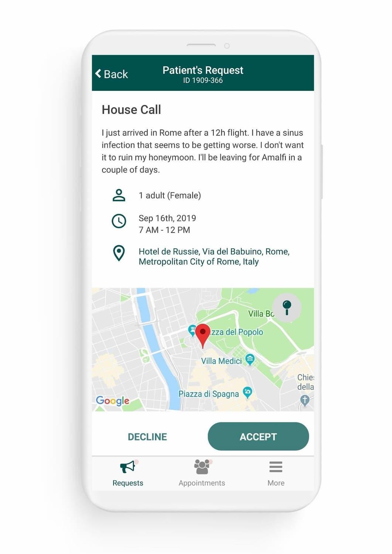 app per appuntamenti medici