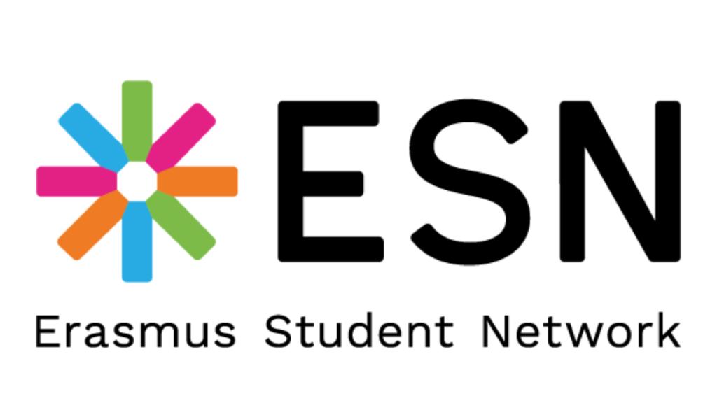 Erasmus student network logo
