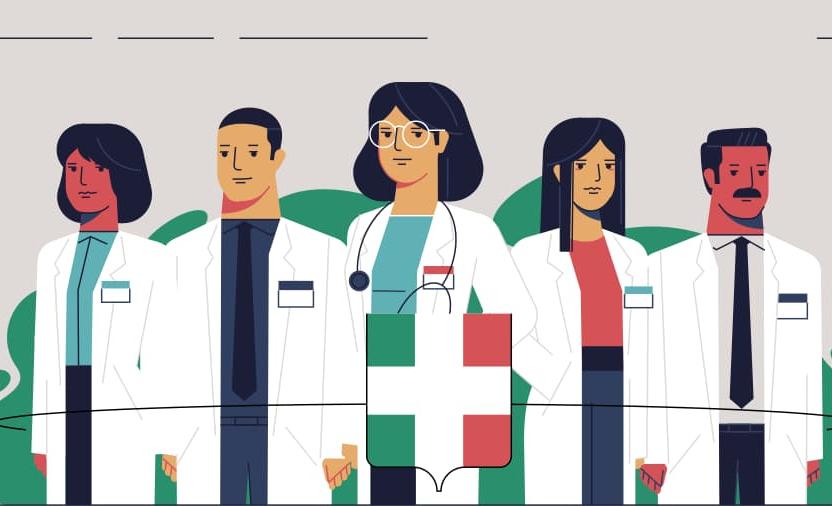 English speaking doctors in Milan