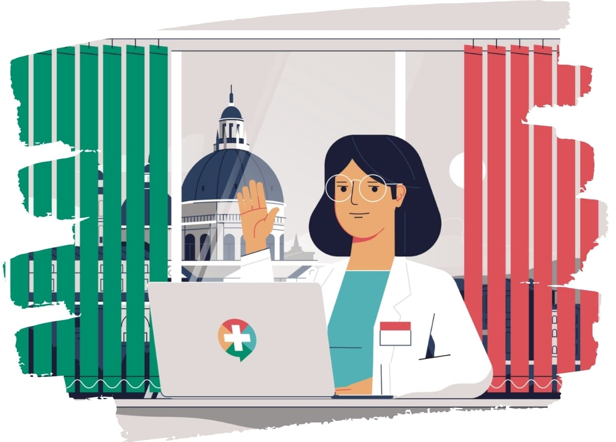 English speaking Doctors in Italy