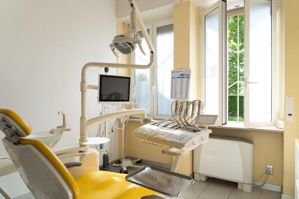 Dental center in Milan