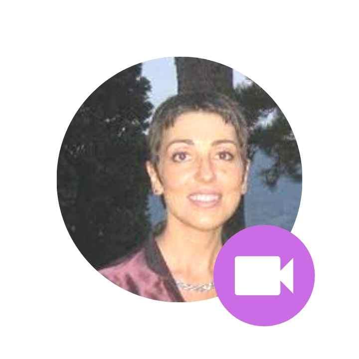 English speaking psychiatrist Florence Anna Choub